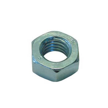Verzinkte Metrische Sechskantmuttern DIN-934