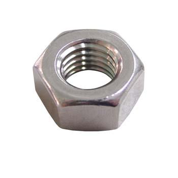 Edelstahl A2 Metrische Sechskantmuttern DIN-934