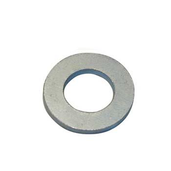 DIN 125 Scheiben Form A Stahl verzinkt.