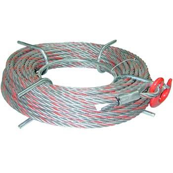 Seil für Greifzug mit Haken
