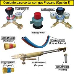 Produkte Propangas Schneiden (Option 1)